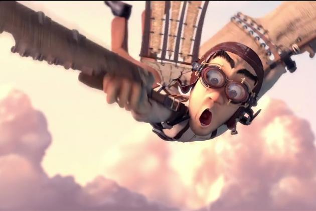 Мультуикенд: самые смешные мультфильмы последнего времени и «девять жизней»
