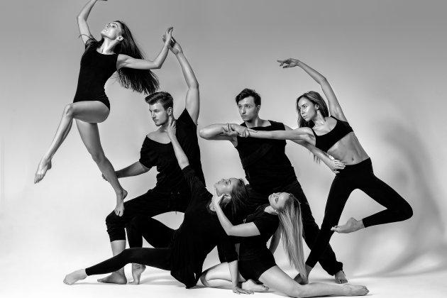 Танцевальный спектакль «День шестнадцатый»