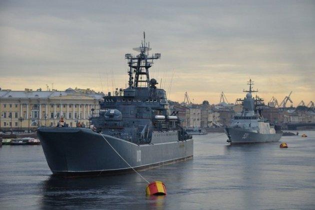 День ВМФ в 2015 году в Санкт-Петербурге какого числа, программа