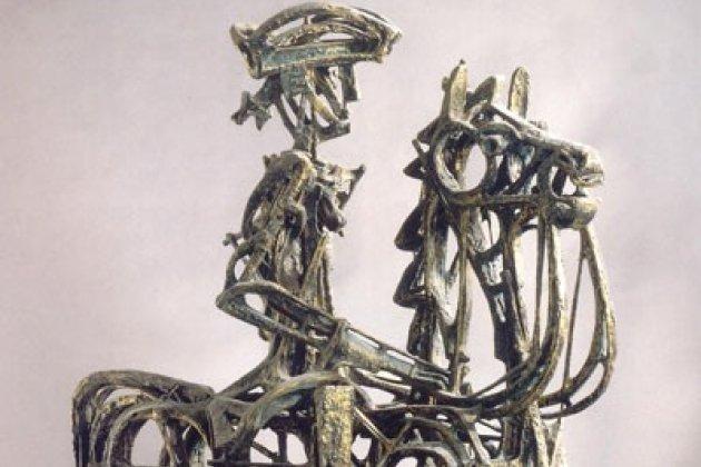 Выставка Дмитрия и Даниила Каминкеров «Скульптуры для города, деревни и леса»