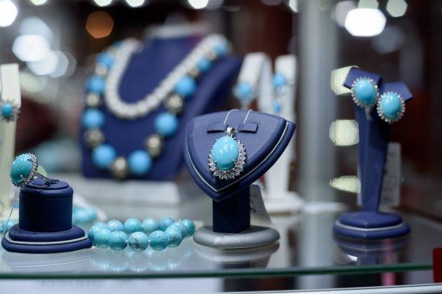 Весенняя выставка ювелирных украшений «Сокровища Петербурга»
