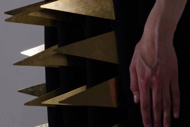 Выставка Ани Мариенгоф «Механизмы защиты»