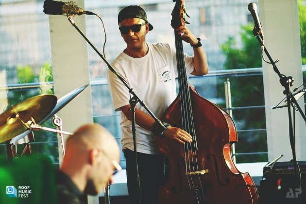 Вечер джаза с «International Jazz Band»
