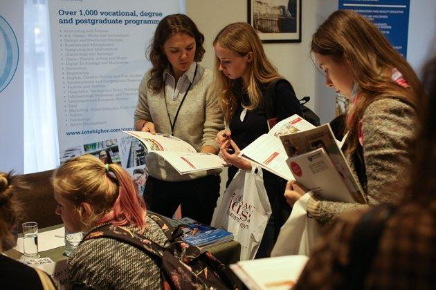 VIII Выставка британских университетов IClass UKFair