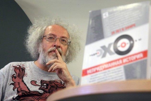 Встреча с главным редактором «Эхо Москвы» Алексеем Венедиктовым