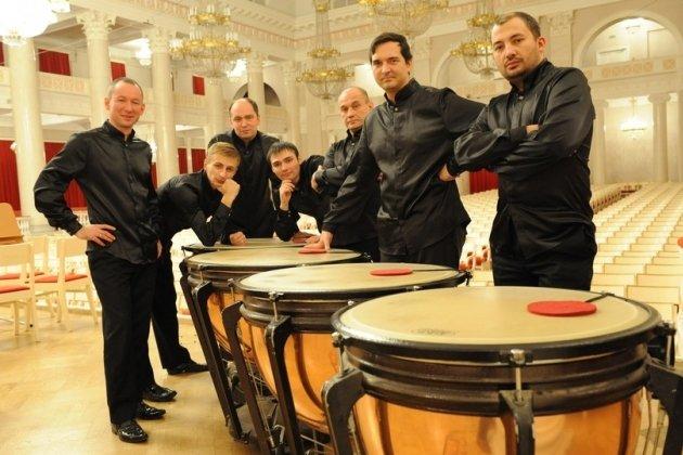 Концерт ансамбля ударных инструментов «MarimbaMix»
