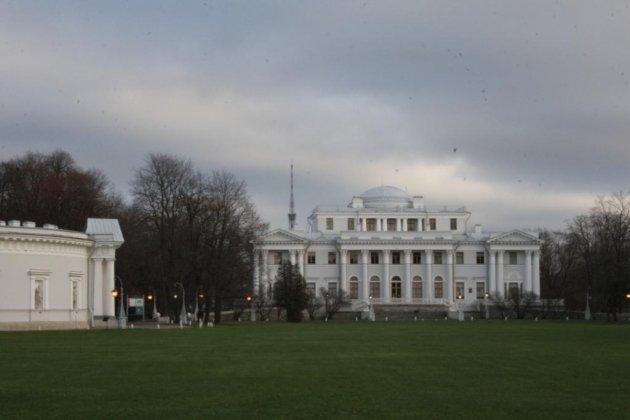 Экскурсия в Елагин дворец