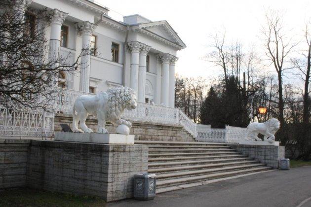 Елагин дворец адрес