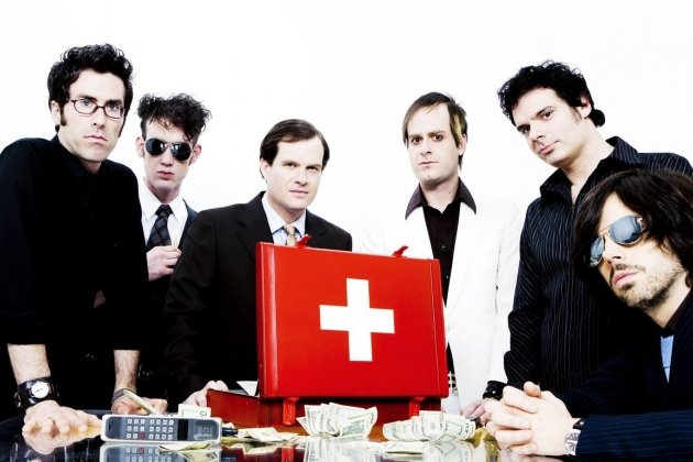 Концерт группы «Electric Six»