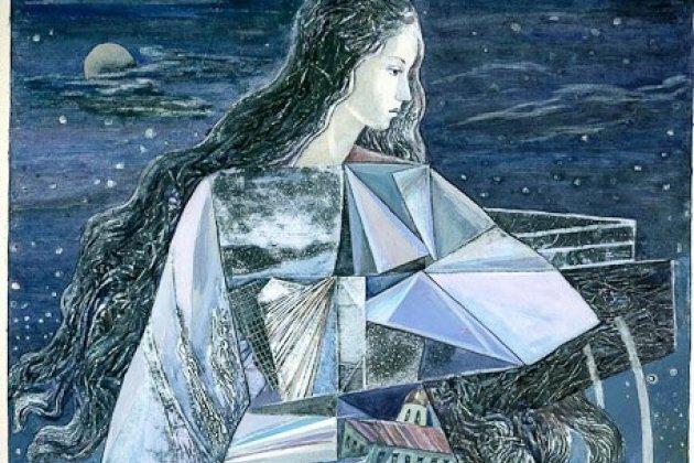 Выставка Ларисы Телипан «Город мой неуловимый…»
