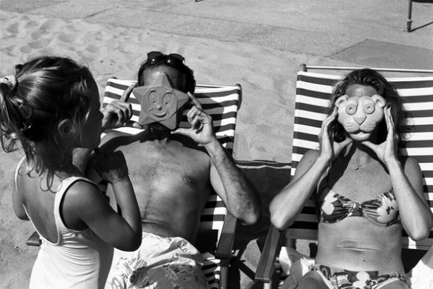 «Проживая Америку». Выставка фотографий Стива Шапиро