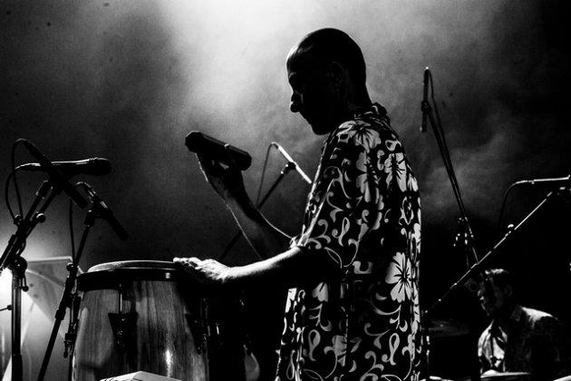 Концерт группы «Запрещенные барабанщики»