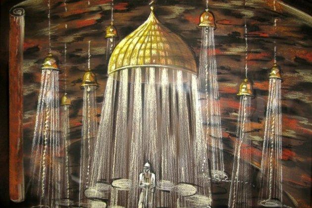 Выставка «Размышления о театре»