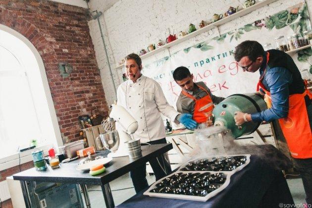 5 тысяч человек приняли участие в создании формулы еды XXI века
