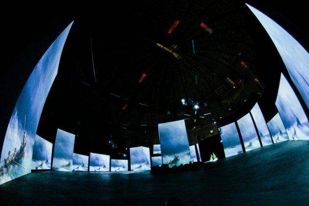 Мультимедийные выставки в «Люмьер-Холл-Панорама»
