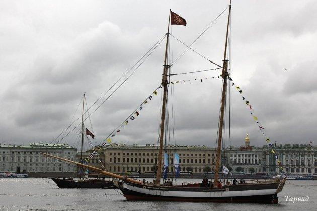 Петербургский международный морской фестиваль