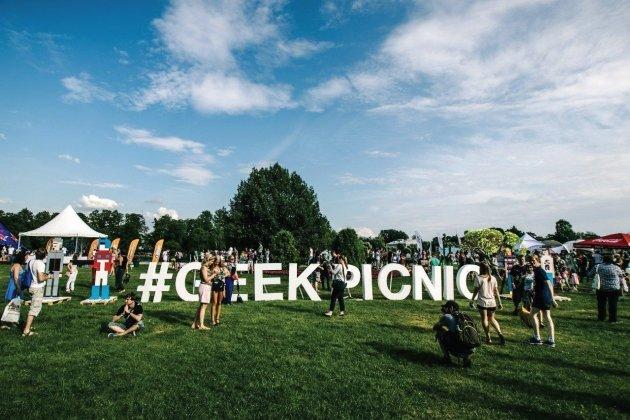 Фестиваль науки, технологий и искусства Geek Picnic