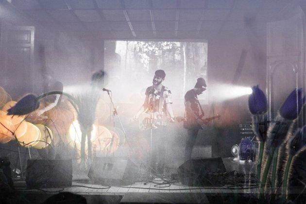 Концерт группы Hawksmeat