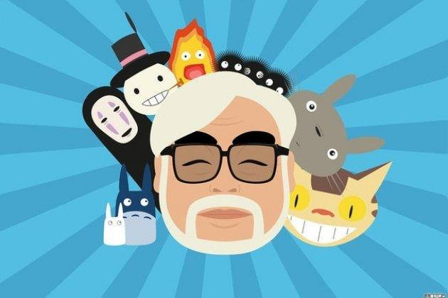 Кино-выходные с Хаяо Миядзаки