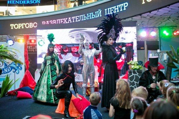Хэллоуин в ТРЦ «Питерлэнд»