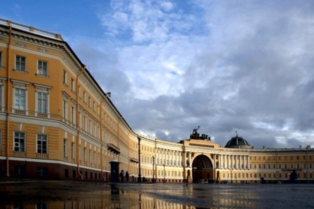 Санкт-Петербургский международный туристический форум