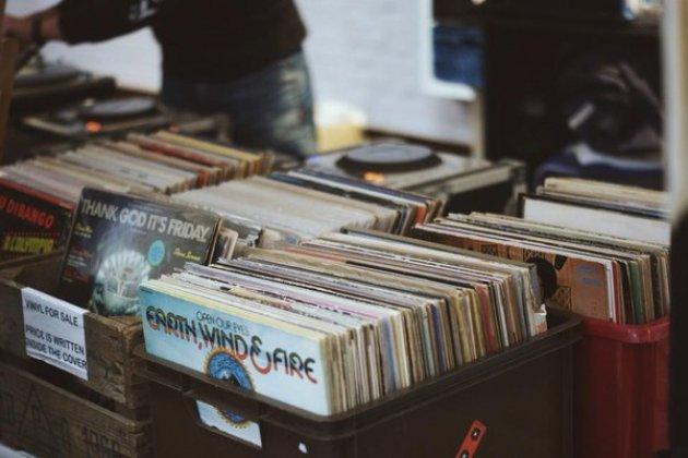 Первый Music market в Санкт-Петербурге