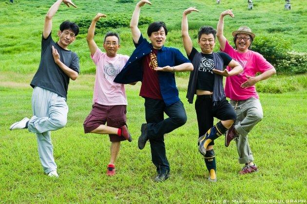 Концерт японской группы «Hikashu»