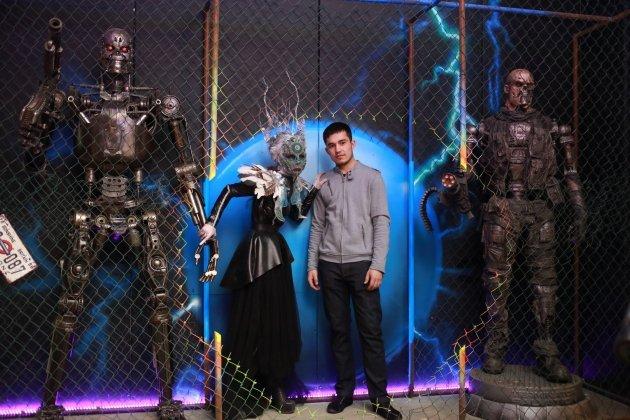 Постоянная выставка «Империя роботов»