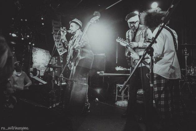 Концерт-спектакль квартета Billy's Band «Игры в Тома Уэйтса»