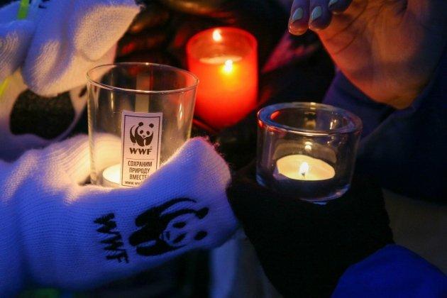 В Петербурге пройдет международная акция «Час Земли»
