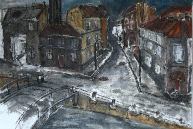 Персональная выставка Игоря Качанова «Ля Муры»