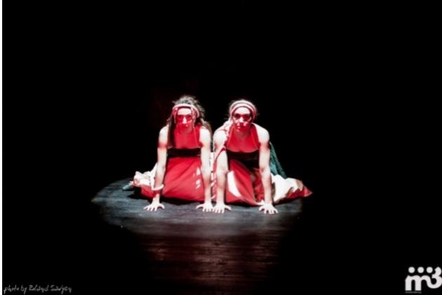 Спектакль «Саломея»