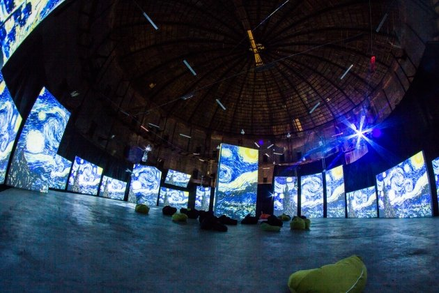 Выставка «Ван Гог – Живые полотна»