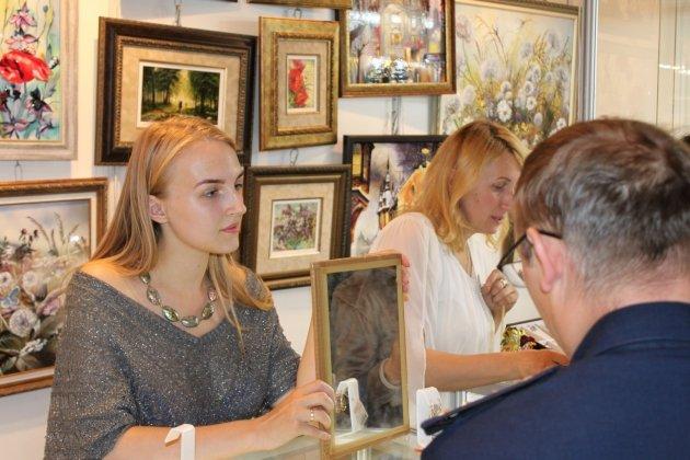 Ювелирная выставка «Сокровища Петербурга»