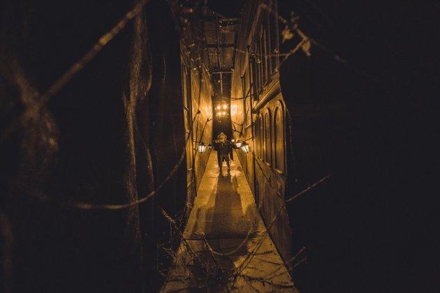 «Новогодняя мистерия» в Ужасах Петербурга