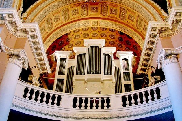 Органный концерт «Февральская фантазия для органа и голоса»