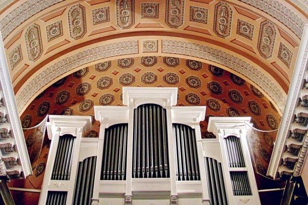 Концерт к 120-летию органиста Исайи Браудо «Жить стало лучше, стало веселей»