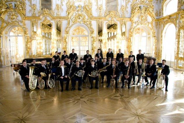 Адмиралтейский оркестр представляет новую концертную программу