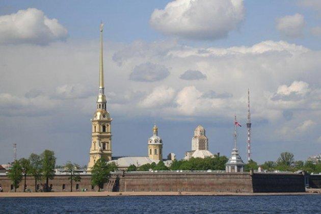 Празднование Дня города в Петропавловской крепости
