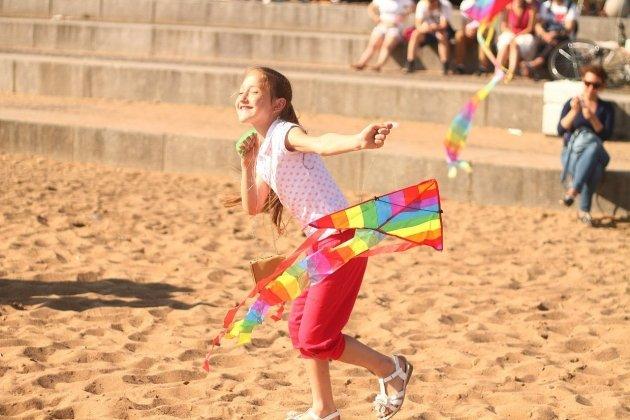 Пятый городской фестиваль воздушных змеев «Летать легко!»