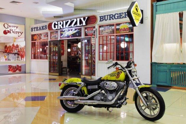 Сеть Grizzly Bar&Diner