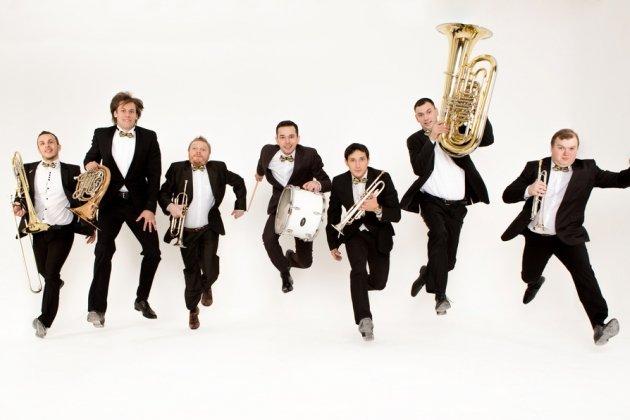 Концерт духового ансамбля «Olympic Brass»