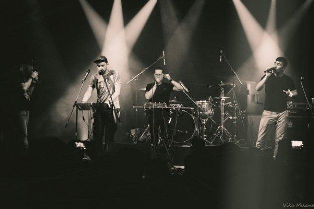 Весенний концерт группы DEDOOX!