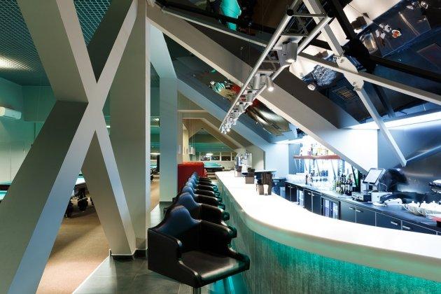 Ресторан «Maximatic»