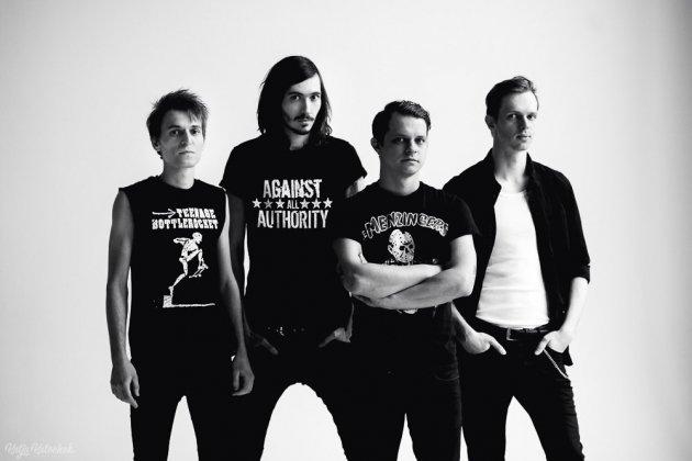 Концерт групп «Agitators» и «Тени Свободы»