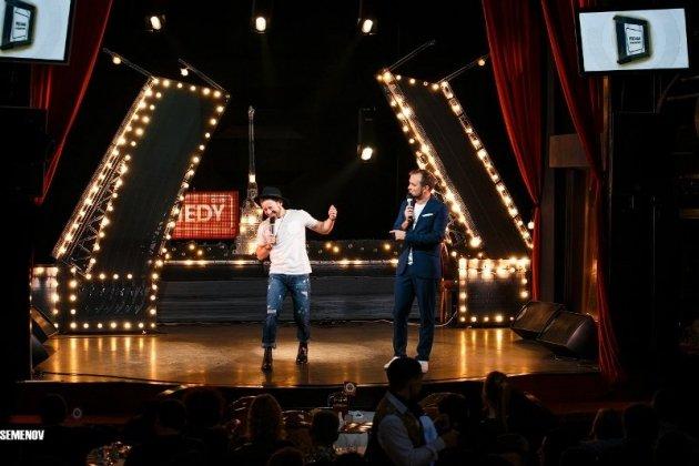 Закрытие сезона вечеринок Comedy Club Saint-Petersburg