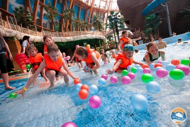 Праздник на воде в дни школьных каникул