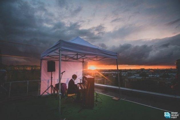 Классические концерты на крышах