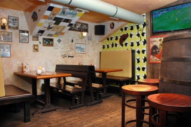 Ресторан «Барслона» на Конюшенной