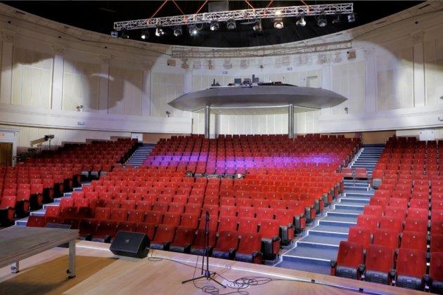 Концертный зал Колизей